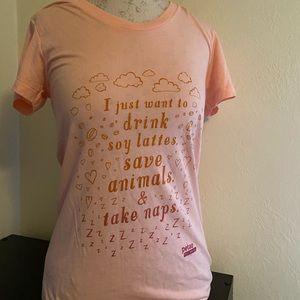 PETA t shirt
